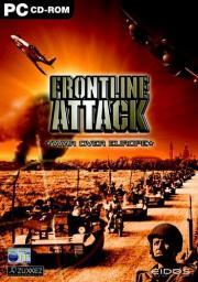 Cover von Frontline Attack