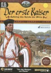 Cover von Der erste Kaiser