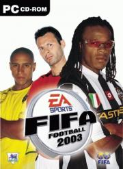 Cover von FIFA Football 2003