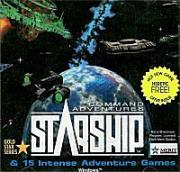 Cover von Command Adventures - Starship