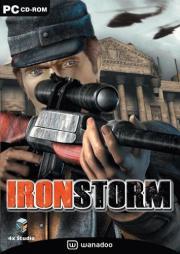 Cover von Iron Storm