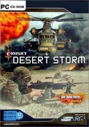 Cover von Conflict - Desert Storm