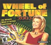 Cover von Wheel of Fortune 2003