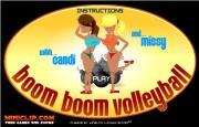 Cover von Boom Boom Volleyball