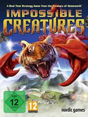 Cover von Impossible Creatures