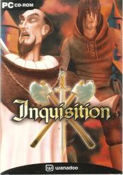 Cover von Inquisition