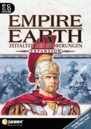 Cover von Empire Earth - Zeitalter der Eroberungen
