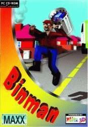 Cover von Binman