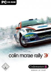 Cover von Colin McRae Rally 3