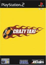 Cover von Crazy Taxi
