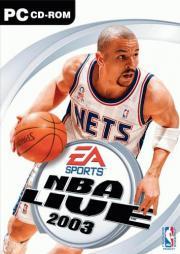 Cover von NBA Live 2003