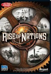 Cover von Rise of Nations