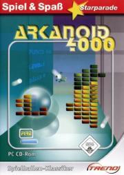 Cover von Arkanoid 4000