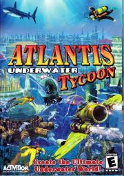 Cover von Atlantis Underwater Tycoon