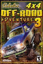 Cover von Cabela's 4x4 Off-Road Adventure 3