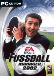 Cover von Fussball Manager 2002