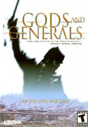 Cover von Gods and Generals