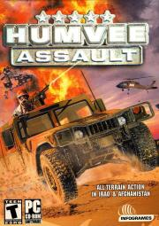 Cover von Humvee Assault