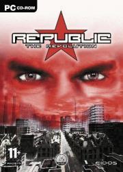 Cover von Republic - The Revolution