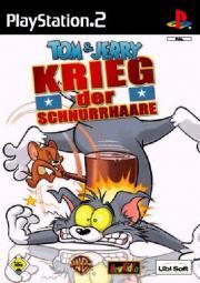 Cover von Tom and Jerry - Krieg der Schnurrhaare