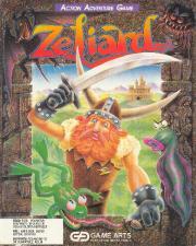 Cover von Zeliard