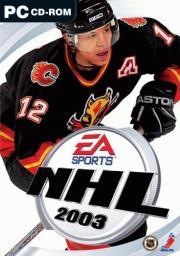 Cover von NHL 2003