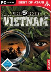 Cover von Line of Sight - Vietnam