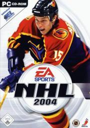 Cover von NHL 2004