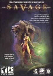Cover von Savage - The Battle for Newerth