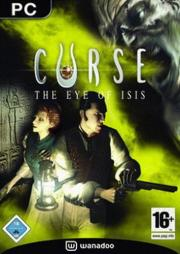 Cover von Curse - The Eye of Isis