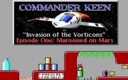 Cover von Commander Keen - Invasion of the Vorticons