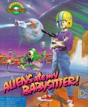 Cover von Commander Keen 6 - Aliens Ate My Baby-Sitter!