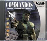 Cover von Commandos - Hinter feindlichen Linien