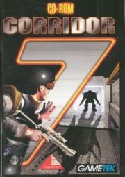 Cover von Corridor 7 - Alien Invasion