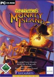 Cover von The Curse of Monkey Island