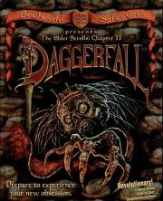 Cover von The Elder Scrolls 2 - Daggerfall