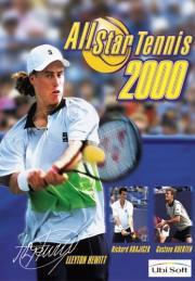Cover von All Star Tennis 2000