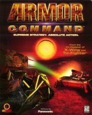 Cover von Armor Command