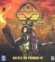 Cover von Dogs of War