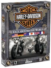 Cover von Harley-Davidson - Race around the World