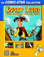 Cover von Lucky Luke - Den Daltons auf der Spur
