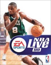 Cover von NBA Live 99