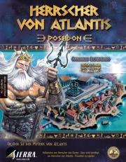 Cover von Poseidon - Herrscher von Atlantis
