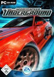 Cover von Need for Speed - Underground