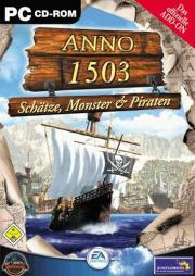 Cover von Anno 1503 - Schätze, Monster und Piraten