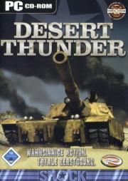 Cover von Desert Thunder