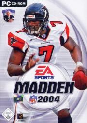 Cover von Madden NFL 2004
