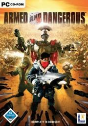 Cover von Armed and Dangerous