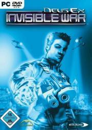 Cover von Deus Ex 2 - Invisible War
