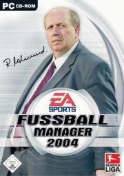Cover von Fußball-Manager 2004